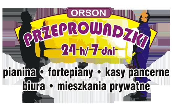 Firma przeprowadzkowa Orson